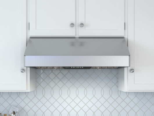AK70 - Zephyr Tempest I Under-Cabinet Range Hood with LumiLight LED Lighting