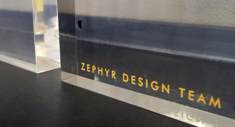 Zephyr Achievements and Accolades