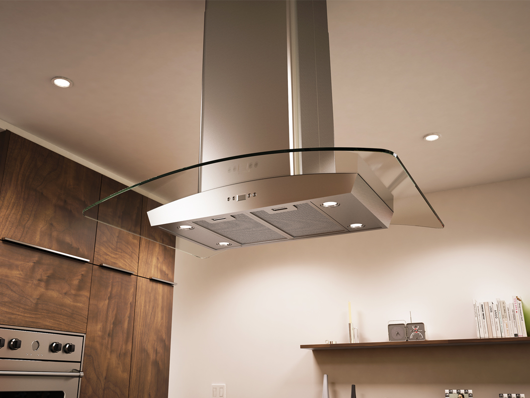 How to install a zephyr verona range hood build com youtube.