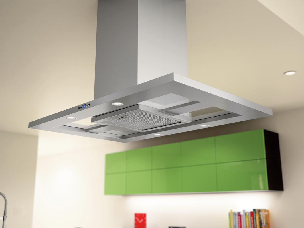Modena Island Range Hood Core Collection Zephyr Online