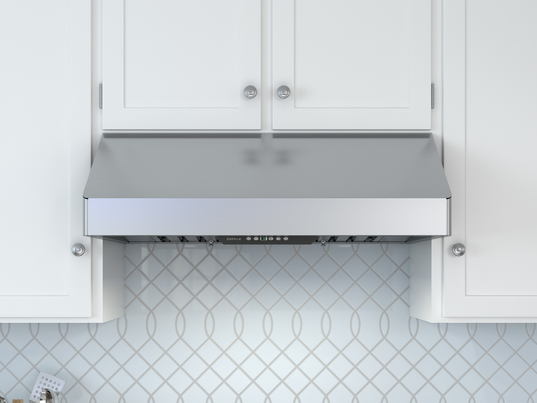 zephyr tempest i under cabinet range hood zephyr ventilation. Black Bedroom Furniture Sets. Home Design Ideas
