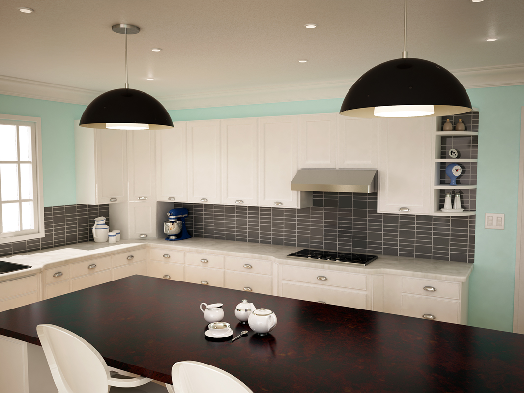 AK71xxBx, Zephyr Gust Under-Cabinet Range Hood with the LumiLight LED Lighting