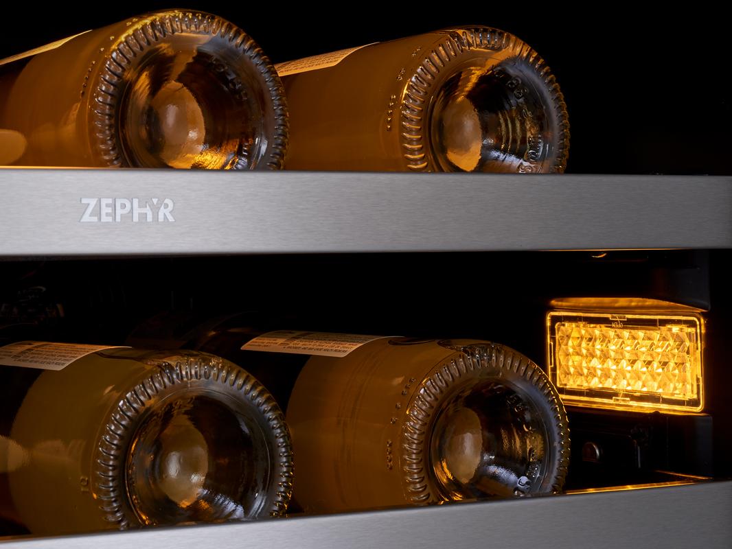Zephyr Presrv™ 3-Color LED Lighting in Cloud White