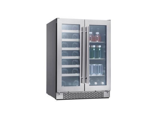 Zephyr Presrv™ Dual Zone French Door Wine & Beverage Cooler