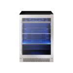 Single Zone Beverage Cooler model PRB24C01BG