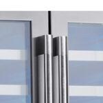 Zephyr Presrv™ French Door Contemporary Handle