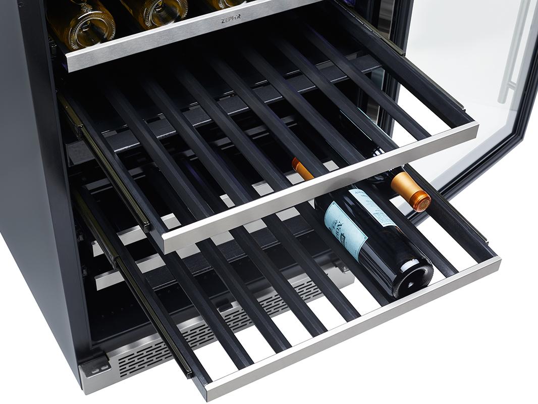 Zephyr Presrv Single Zone Wine Cooler