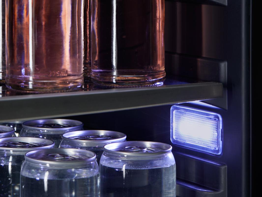 Zephyr Presrv Single Zone Beverage Cooler
