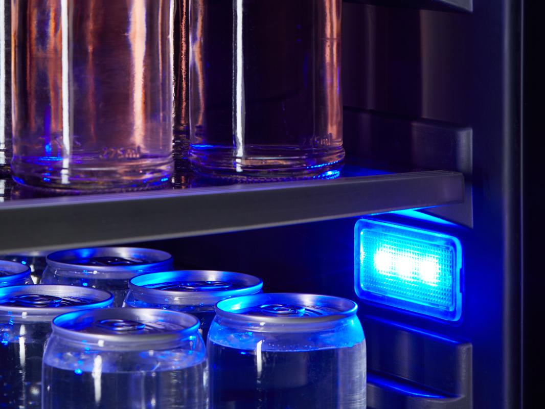 Deep Blue Ambient Light