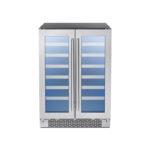 French Door Dual Zone Wine Cooler model PRW24C32BG