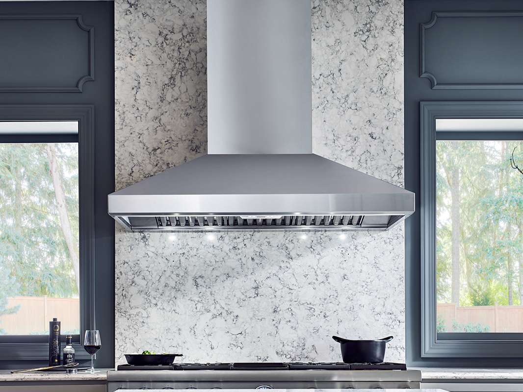 Zephyr an Wall Pro-Style Range Hood | Zephyr Ventilation on