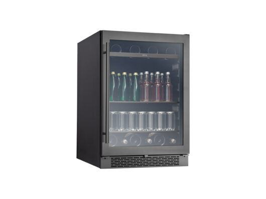Zephyr Presrv™ Single Zone Beverage Cooler in Black Stainless Steel