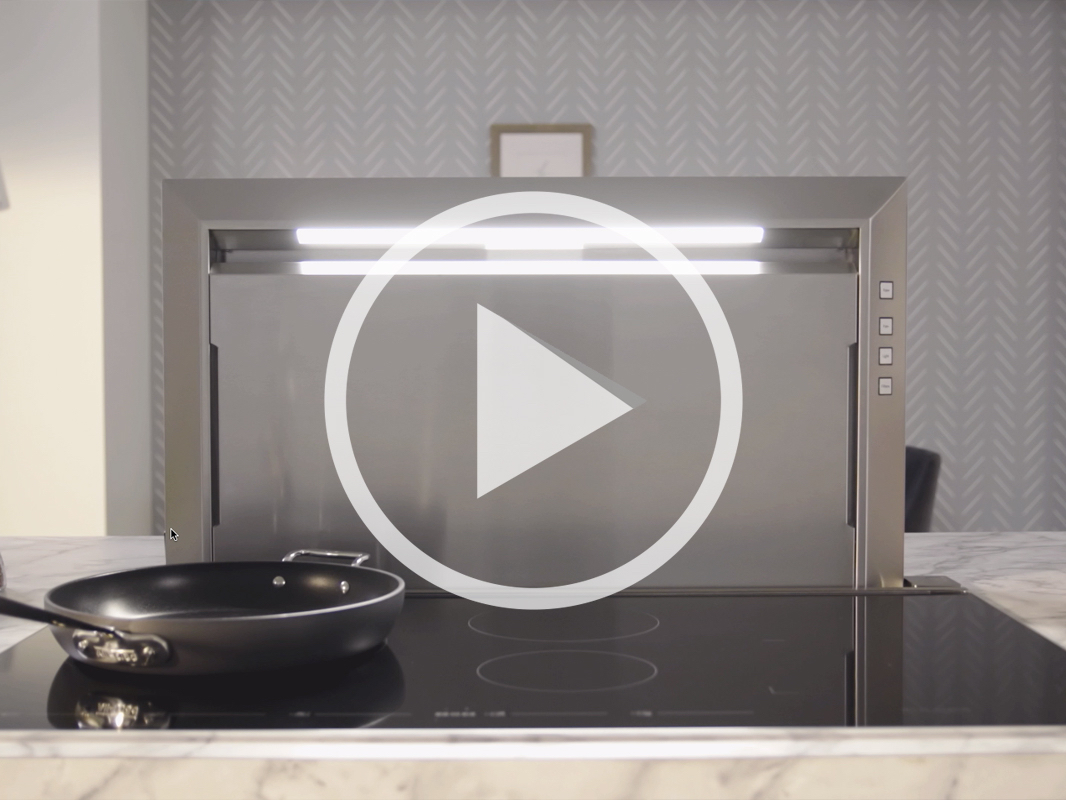 Lift Downdraft With 4-Way Ducting & Tri-Capture Zones