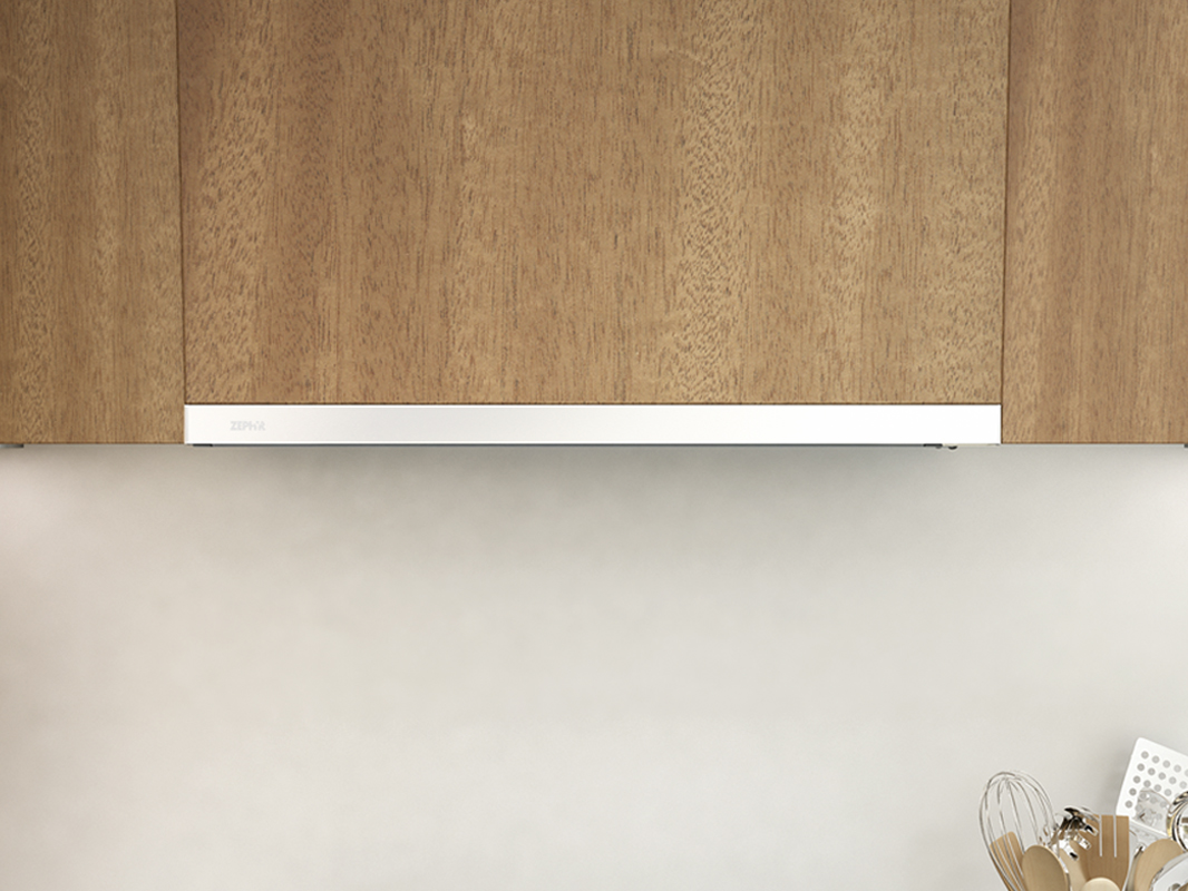 Zephyr Pisa Under-Cabinet in White