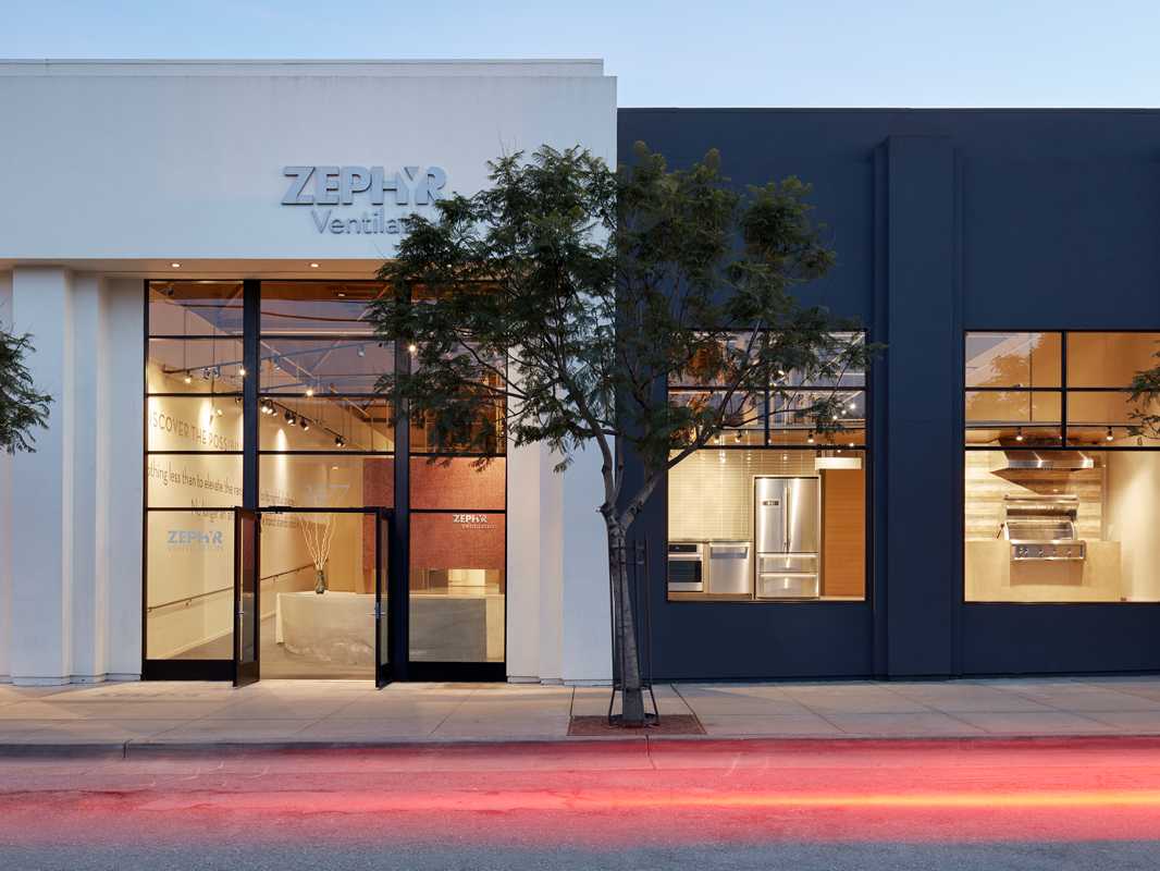 Zephyr Design & Experience Center