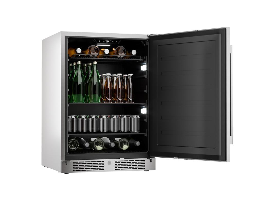 Zephyr Presrv™ Outdoor Single Zone Beverage Cooler