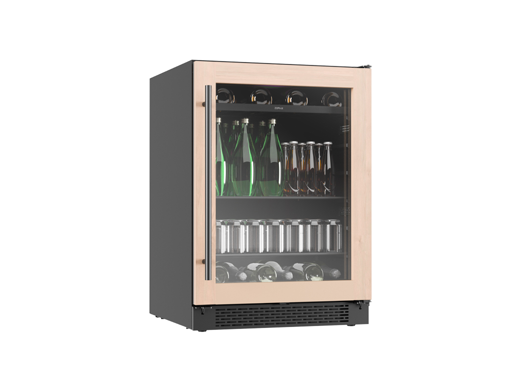 Zephyr Presrv™ Panel Ready Single Zone Beverage Cooler