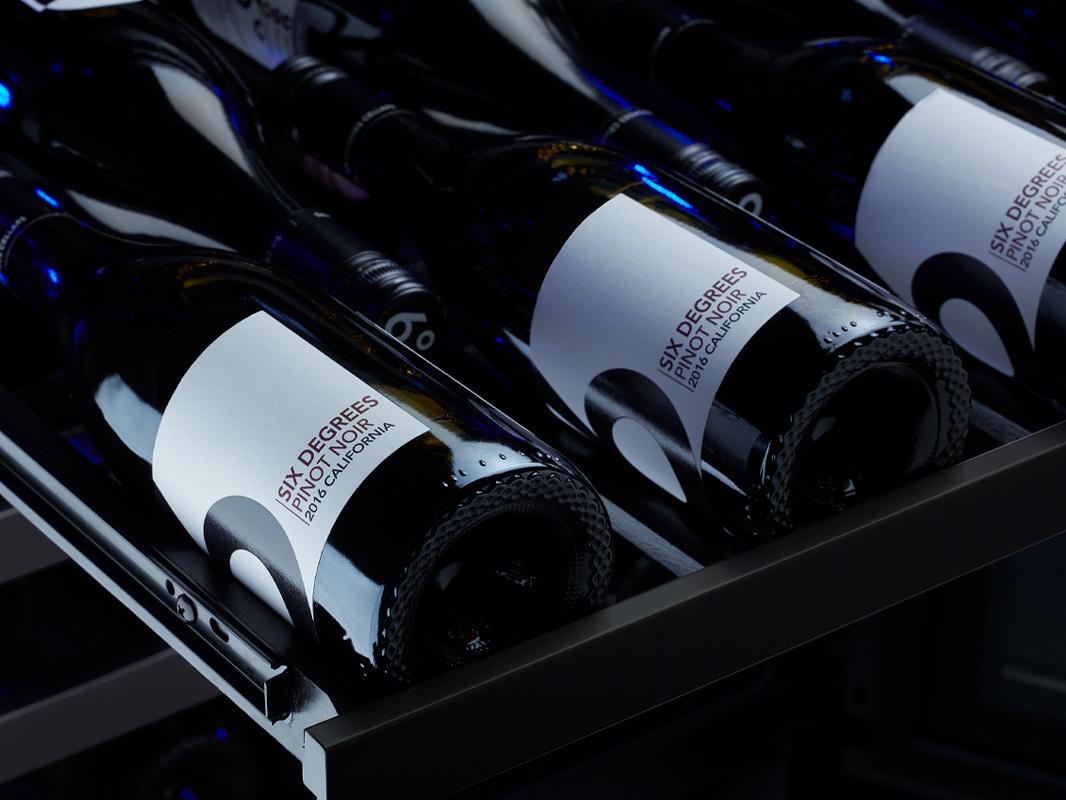Zephyr Presrv™ Panel Ready Dual Zone Wine Cooler