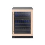 Panel Ready Dual Zone Wine Cooler model PRW24C02BPG