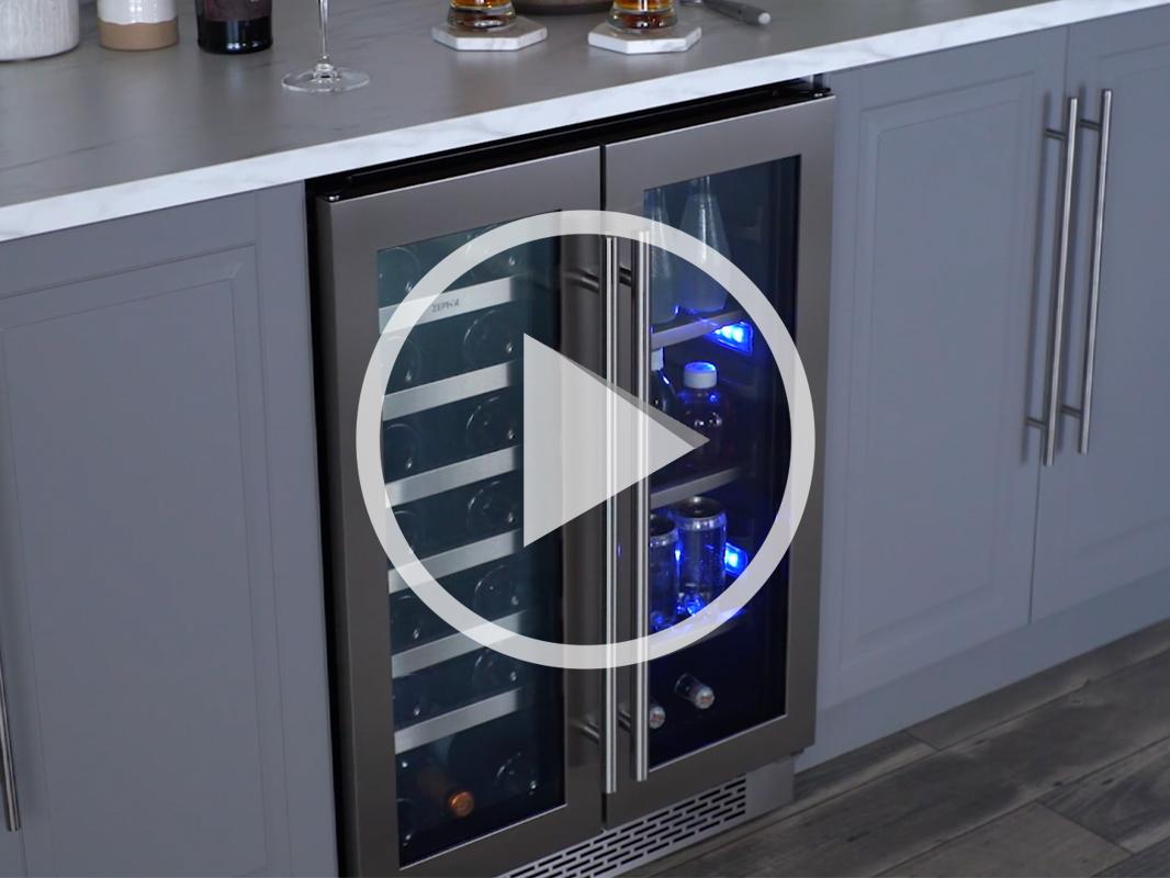 Zephyr Presrv™ Wine & Beverage Cooler