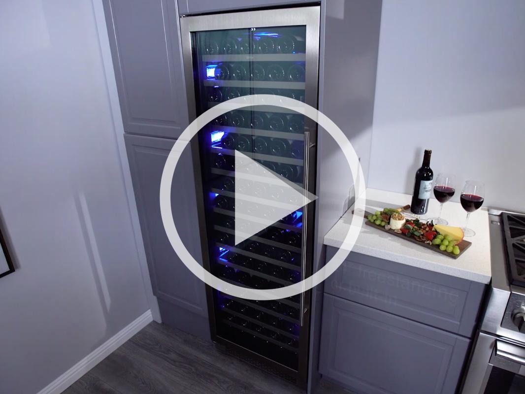 Zephyr Presrv™ Full Size Single Zone Wine Cooler