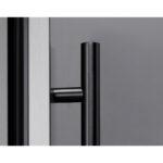 PRHAN-C104 Contemporary Door Handle in Matte Black for Presrv™ Outdoor Beverage Cooler