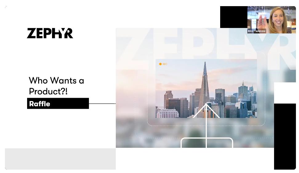 Zephyr Designer Retreat Virtual Reunion 2020