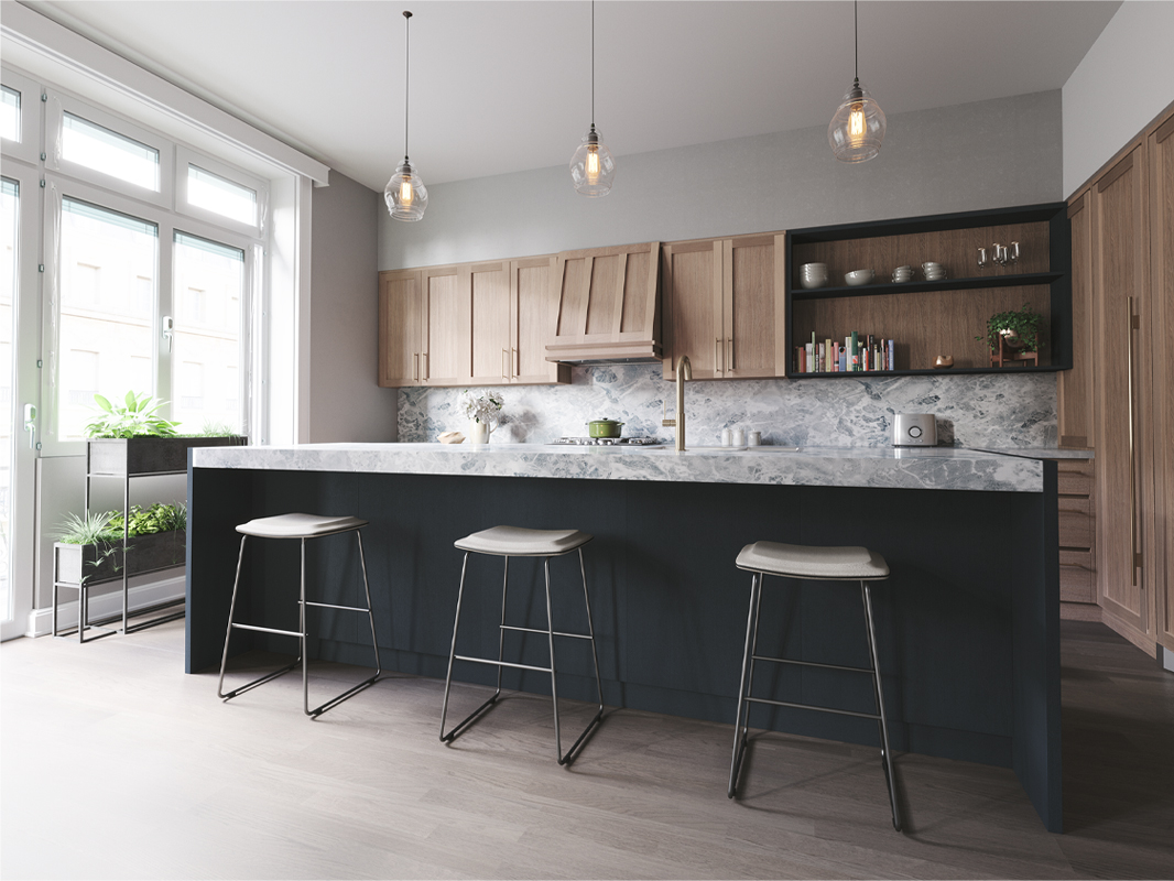 AK74 - Zephyr Monsoon Connect Kitchen Vent Insert