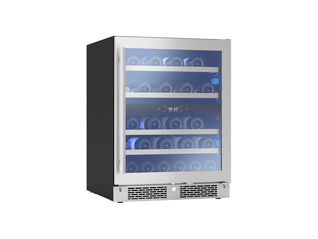 Zephyr Presrv™ ADA Dual Zone Wine Cooler