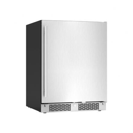 Zephyr Presrv ADA Single Zone Beverage Cooler with Solid Stainless Steel Door