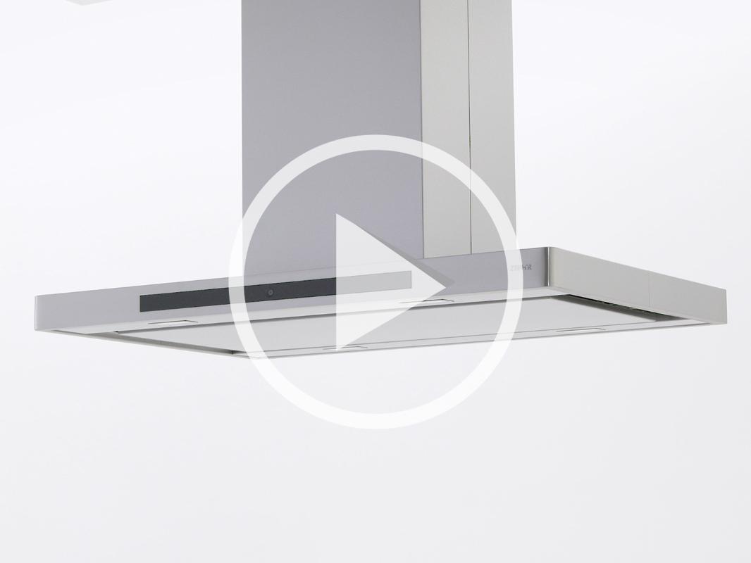 DVL-A Zephyr Vista Island Range Hood product video