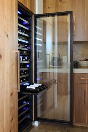 Zephyr Presrv™ Full Size Dual Zone Wine Cooler, designed by hommeboys